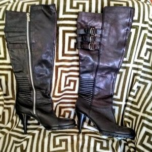 Michael Kors Knee Boots